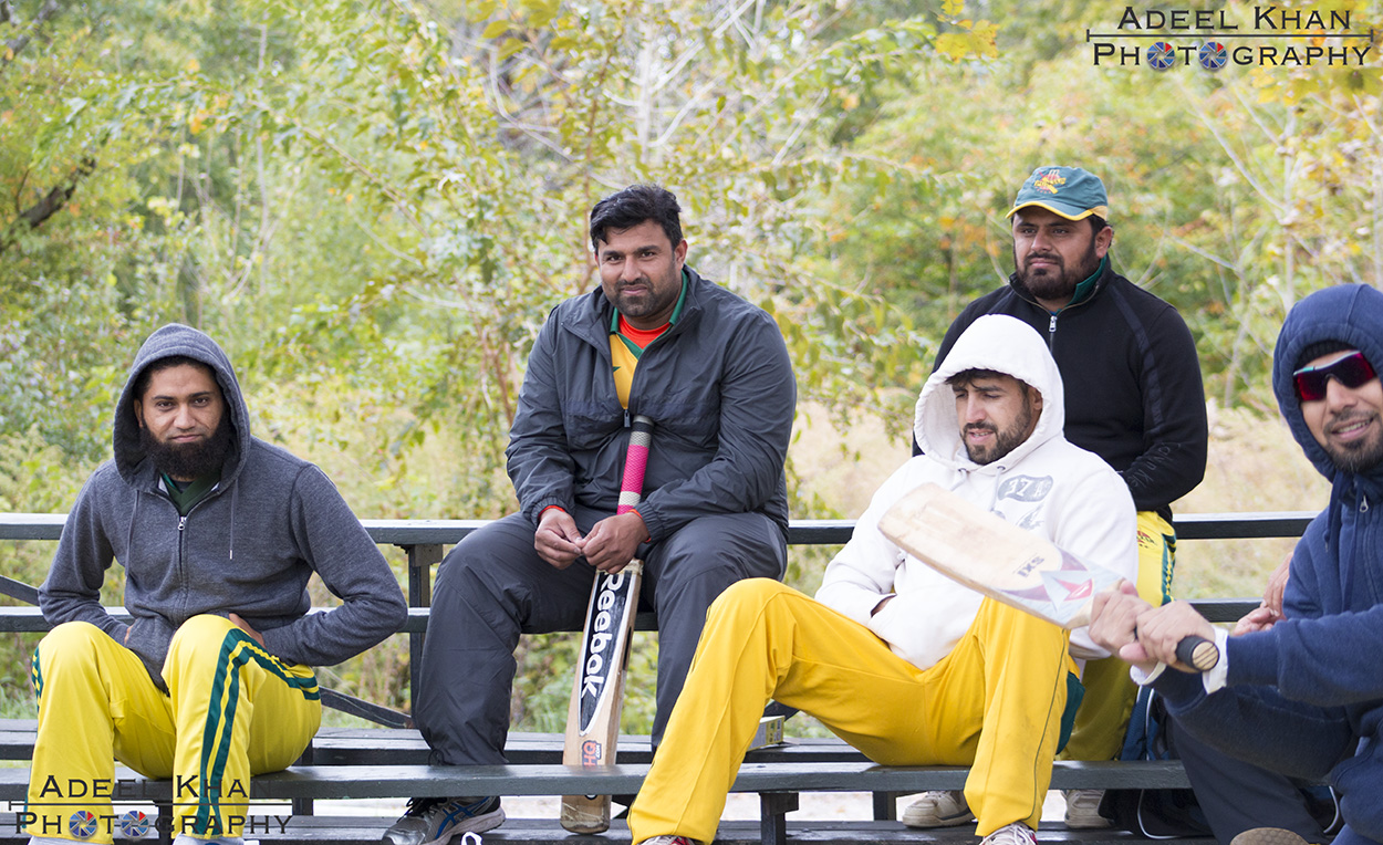 Umer and gang, Brooklyn Cricket League, Cricket In New York, Cricket in NY, Cricket in America, American Cricket LEague, Rebels Cricket Club