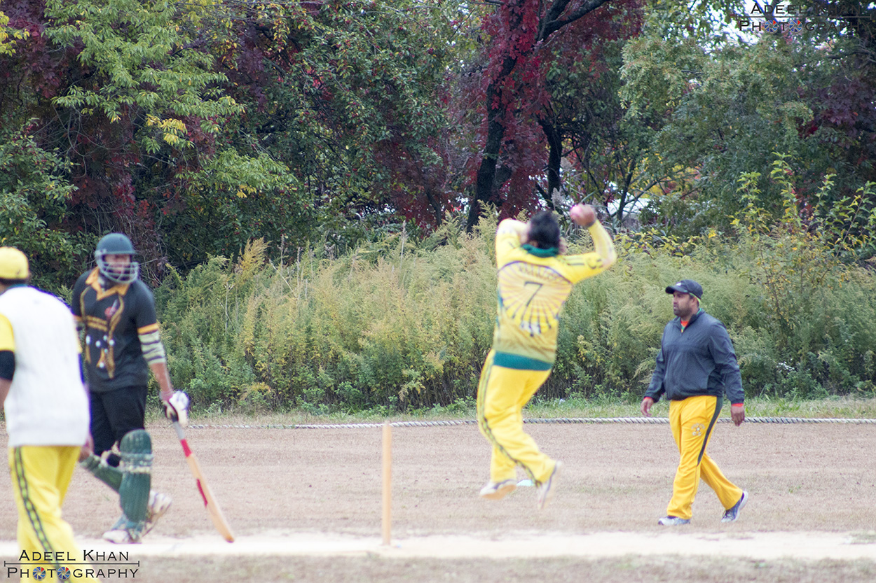bowling action, spinner, Brooklyn Cricket League, Cricket In New York, Cricket in NY, Cricket in America, American Cricket LEague, Rebels Cricket Club