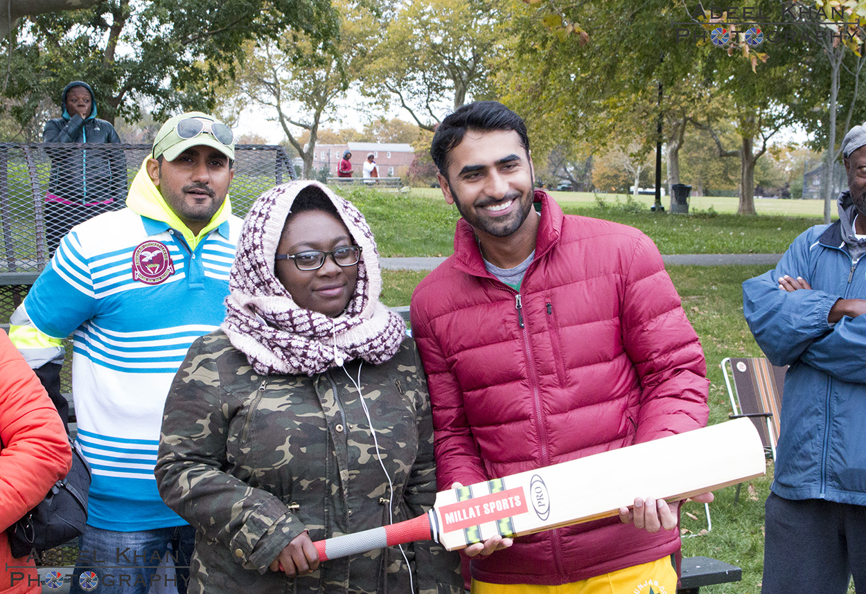 Brooklyn Cricket League, Cricket In New York, Cricket in NY, Cricket in America, Punjab cricket Club, man of the match, Adnan Naseem