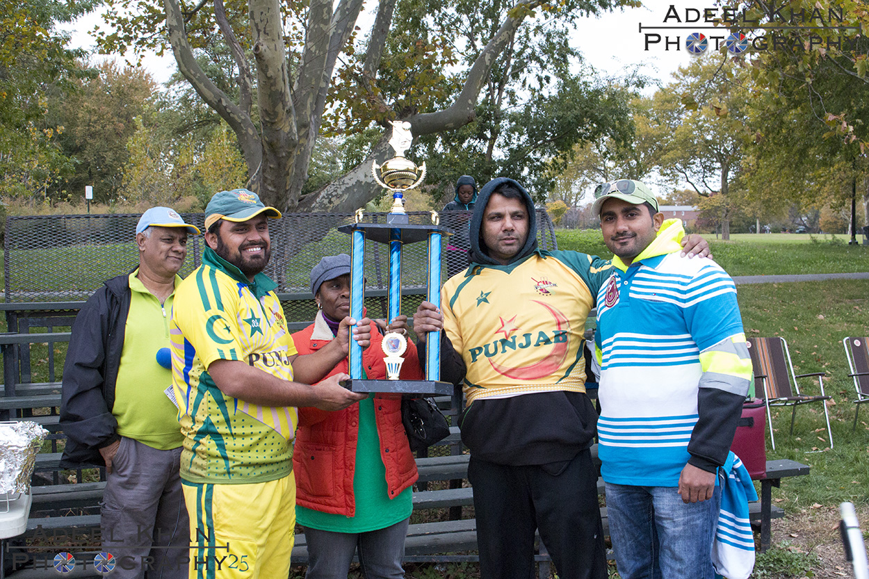 Brooklyn Cricket League, Cricket In New York, Cricket in NY, Cricket in America, Award Ceremon
