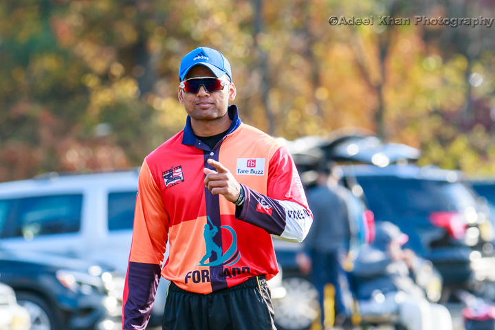 Pro Cricket America: Crescent vs Forward, nil patel