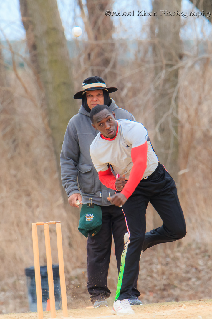 Newark Cricket Club, Big 3, Cricket in America, Twenty20, Brooklyn Stars, Trinsan Carmichael