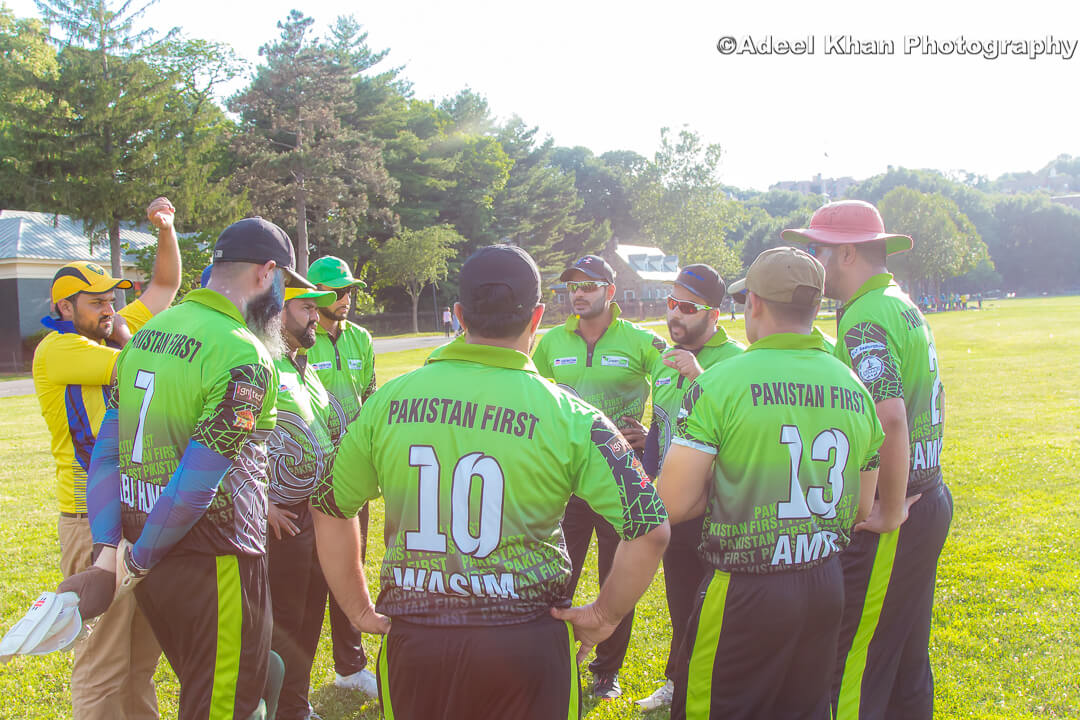 Pakistan First, Cricket in America