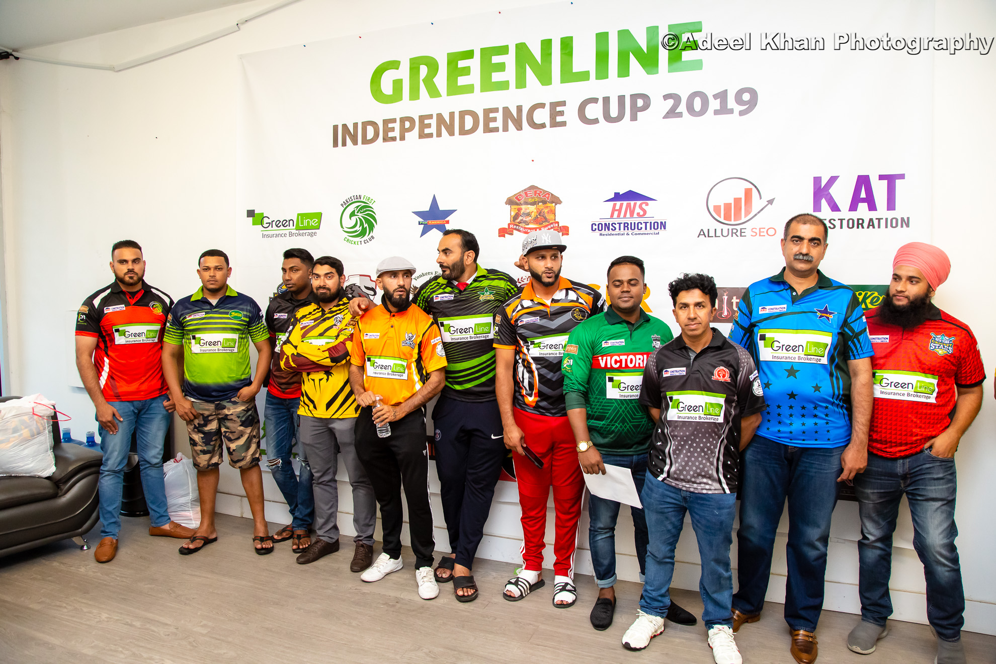 Greenline Independence Cup 2019 Opening Ceremony